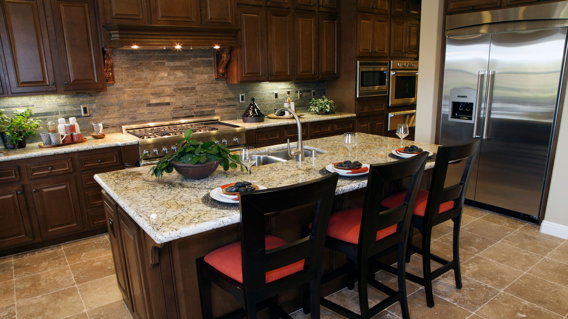 Highland Park Kitchen Remodeling